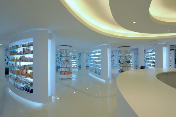 Построить аптеку в Минске, цена строительства
