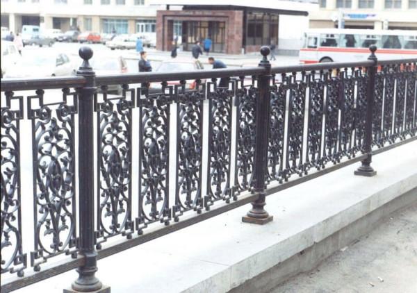 Стоимость построить ограды под ключ в Минске