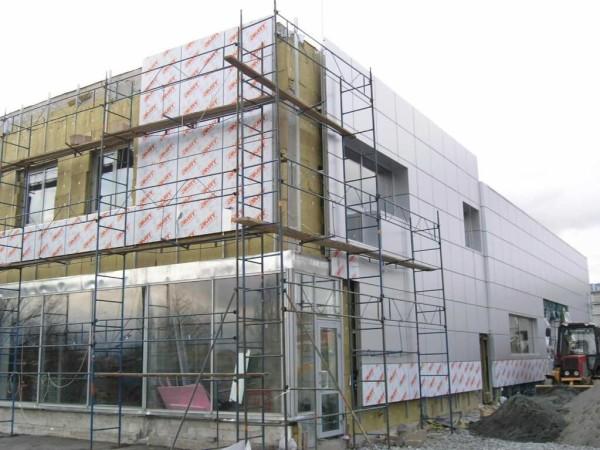 Строительство вентилируемых систем в Минске