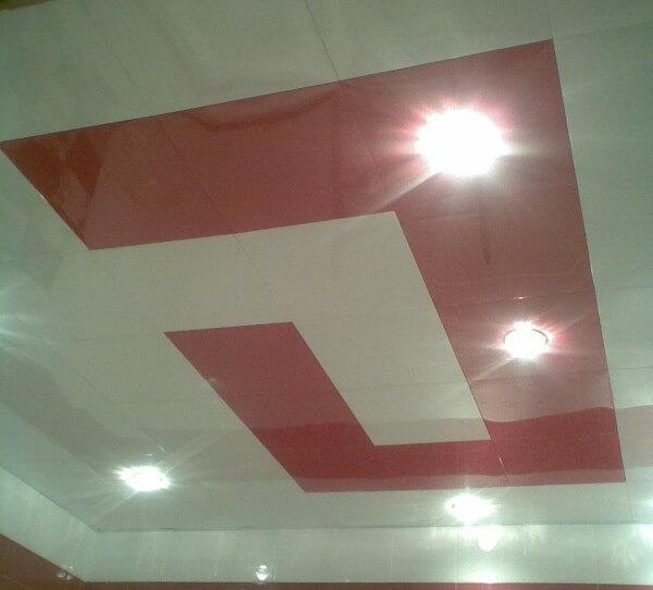Подвесной потолок в кухню, стоимость установки и доставки.