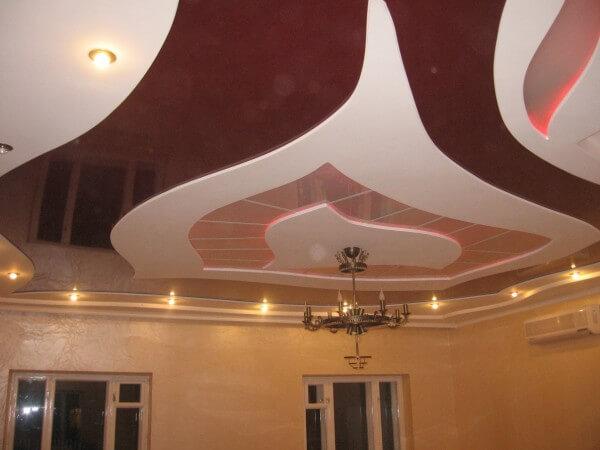 Стоимость подвесного потолка в Минске цена установки.
