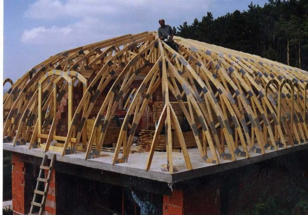 Построить крышу в Минске