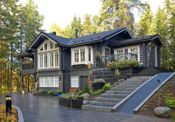 Финский дом построить в Минске