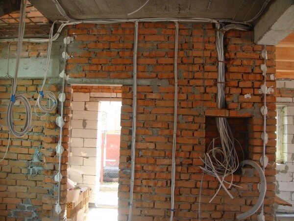 Стоимость электромонтажа квартир в Минске