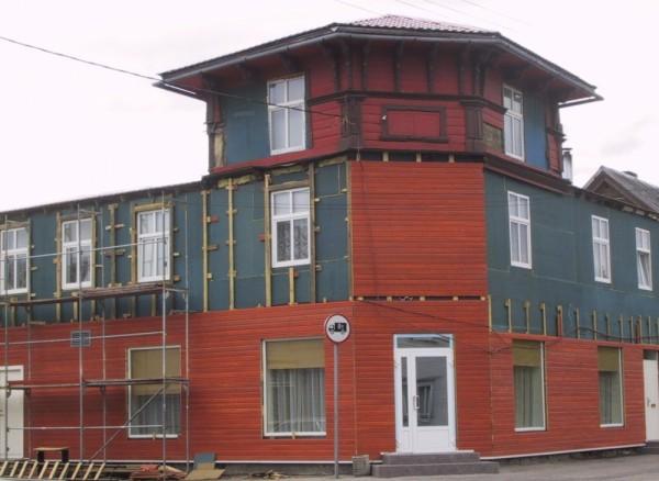 Утеплить дом в Минске, цена за работу