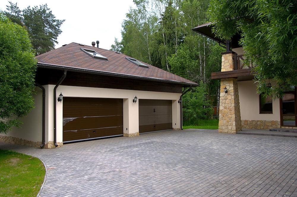 Строительство гаража под ключ, цена