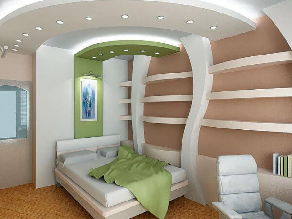 Стоимость установки гипсокартоновой перегородки в квартире в Минске