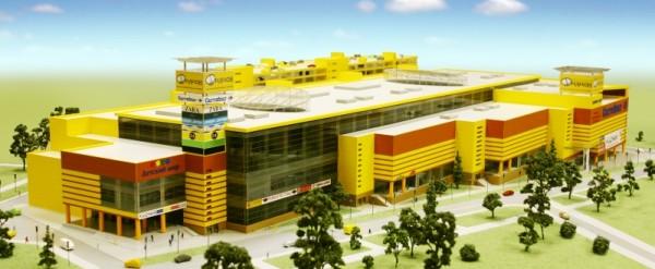 Строительство развлекательного центра под ключ