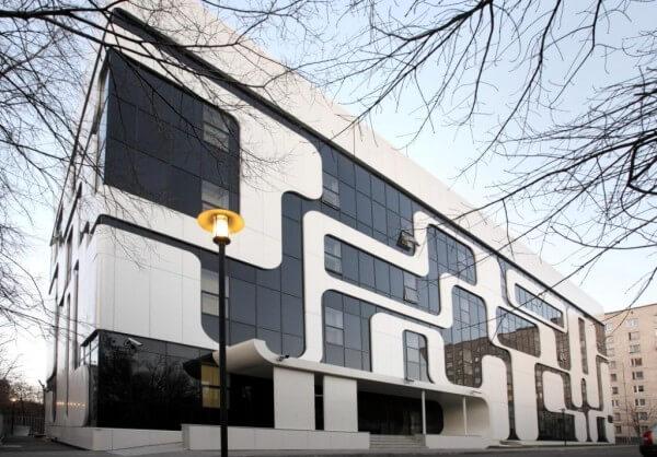 Строительство административного здания под ключ в Минске