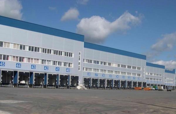 Строительство склада под ключ в Минске