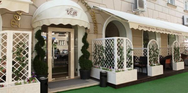 Цена на строительство ресторана под ключ в Минске