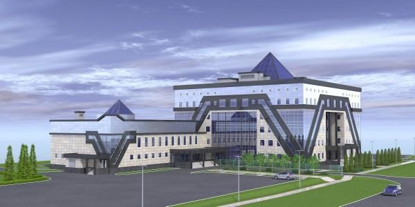 Построить административное здание в Минске