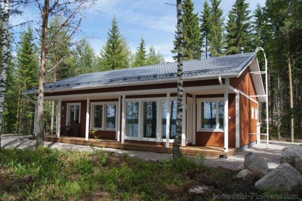 Проекты финских домов в Минск