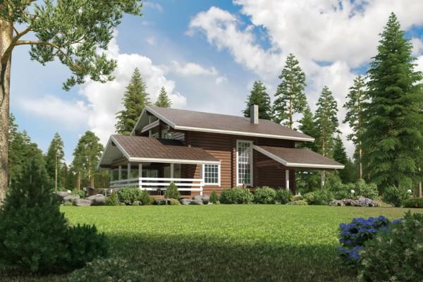 Сколько стоит построить финский дом