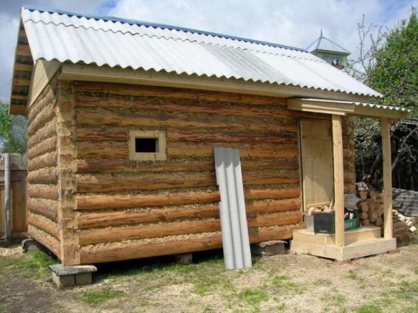 Дешевая баня в Минске