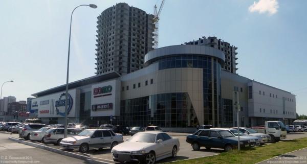 Цена строительства развлекательного центра