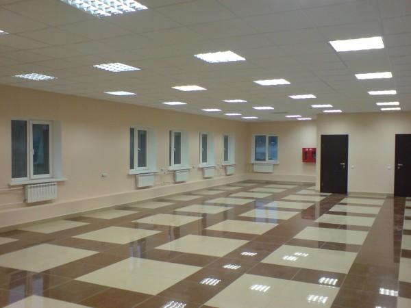 Проектный план офиса в Минске