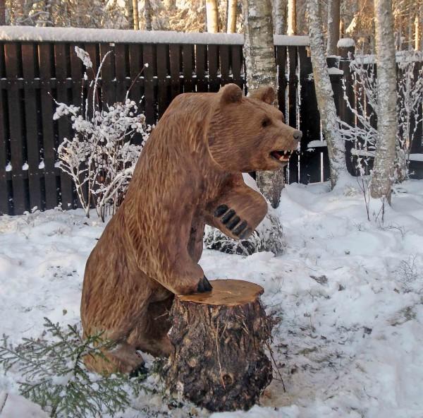 Декоративные фигуры под ключ в Минске
