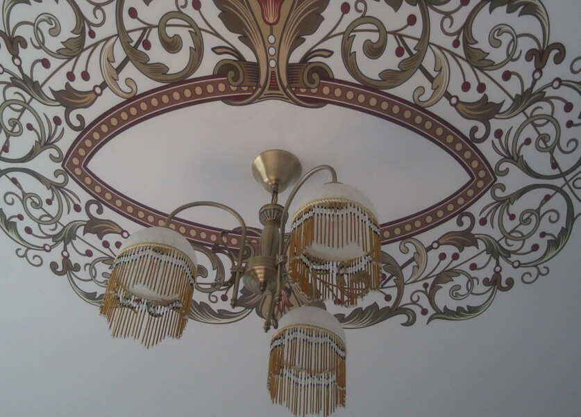 Стоимость монтажа орнамента в Минске