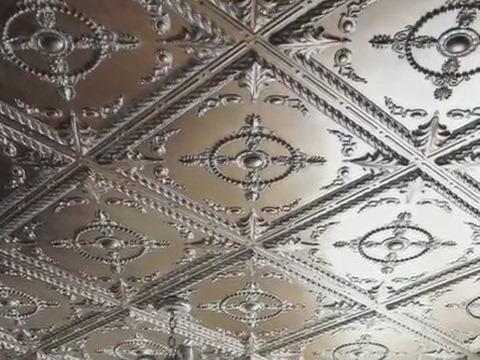 Цена оклейки потолка пенопластовой плиткой в Минске