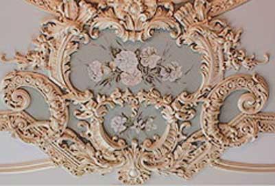 Стоимость установки декоративных деталей из лепнины в Минске