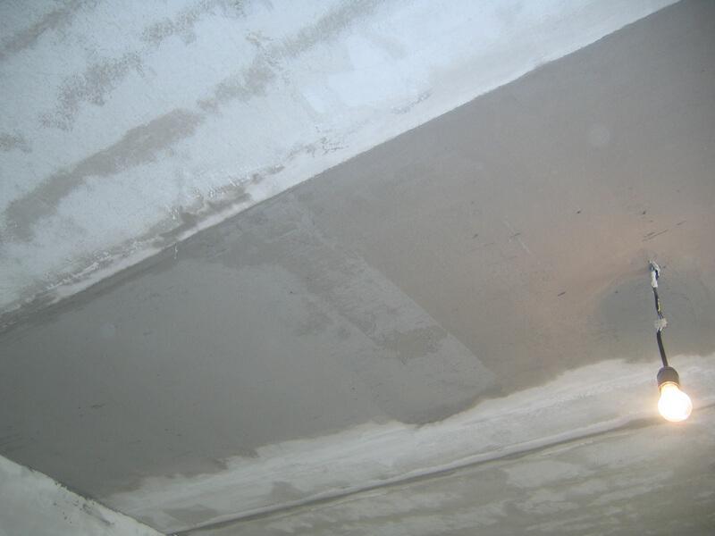 Стоимость выравнивания потолка в Минске
