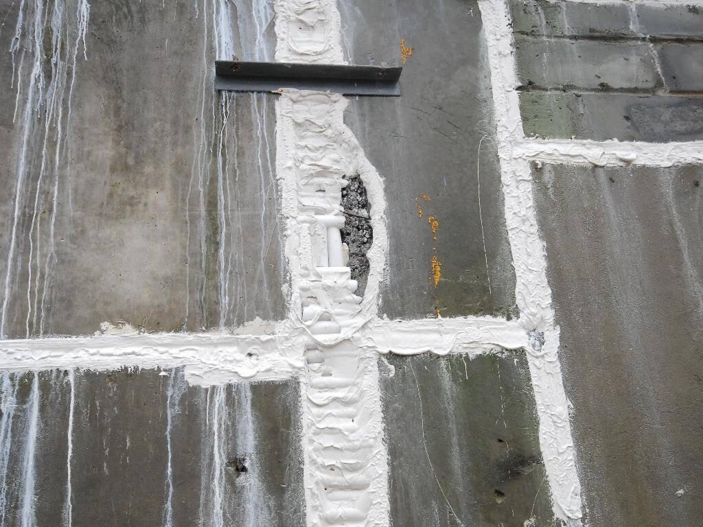 Цена заделки швов, стыков, герметизация в Минске