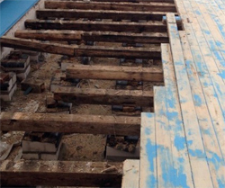Стоимость демонтажа фанеры, оргалита в Минске