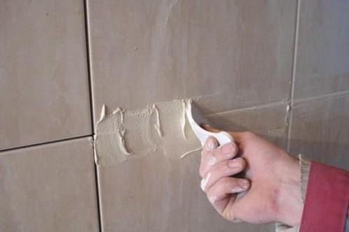 Стоимость затирки плитки в Минске