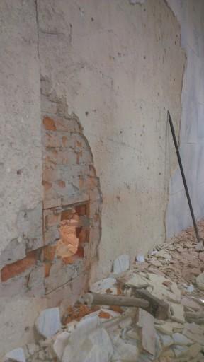 Стоимость демонтажа штукатурного покрытия, цены на работы