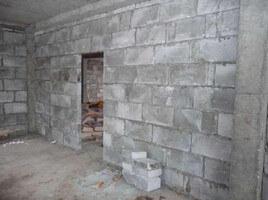 Стоимость демонтажа стен из гипсоблока, цена работ