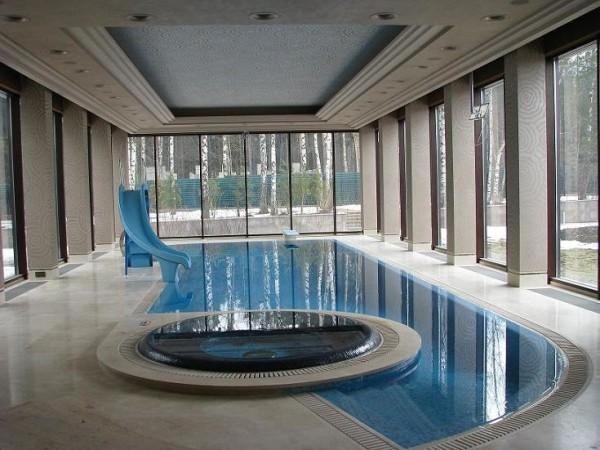 Строительство бассейна в Минске цена