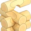 Рубка срубов «в седло» цена в Витебске