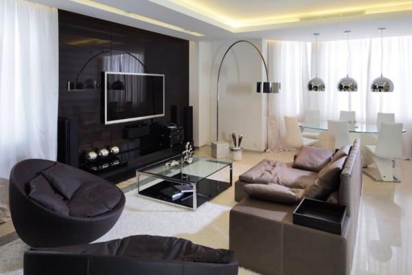 Ремонт гостиной, стоимость в Минске работ