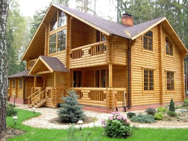 Строительство деревянного дома в Витебске и Минске
