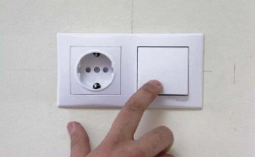 Монтаж выключателя розетки цена
