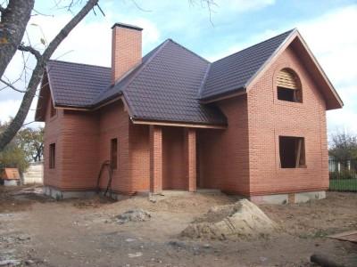 Дома из теплой керамики, цена в Витебске и Минске