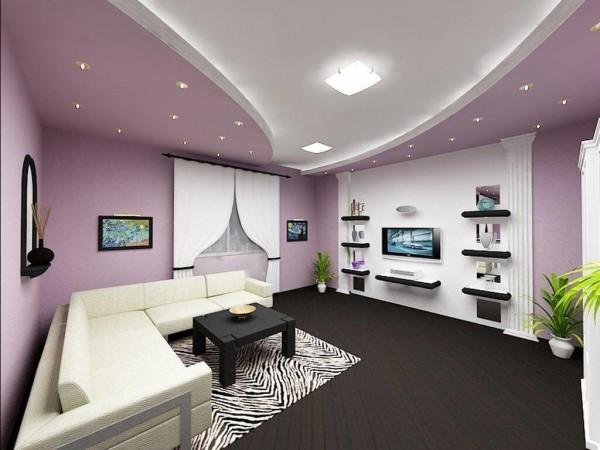 Стоимость ремонта зала в Минске