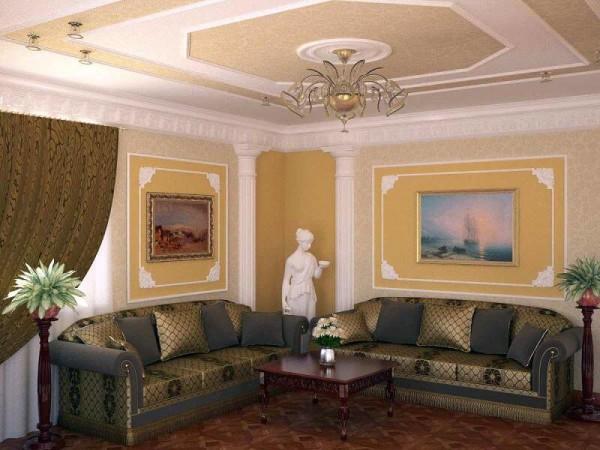 Компания по ремонту гостиной в Минске