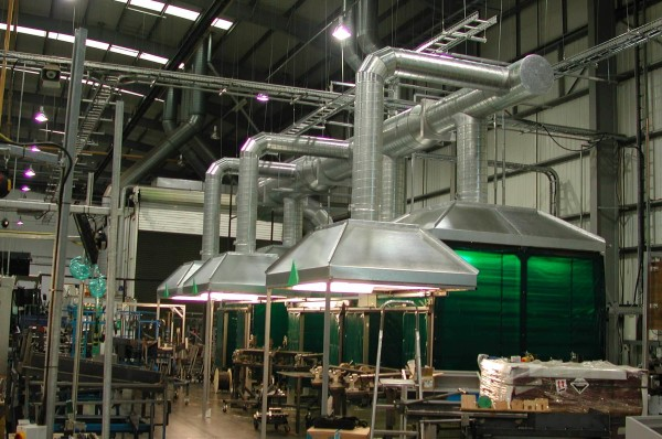 Системы вентиляции цена
