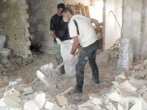 Вынос строительного мусора цена