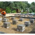 Столбчатый фундамент, цена строительства
