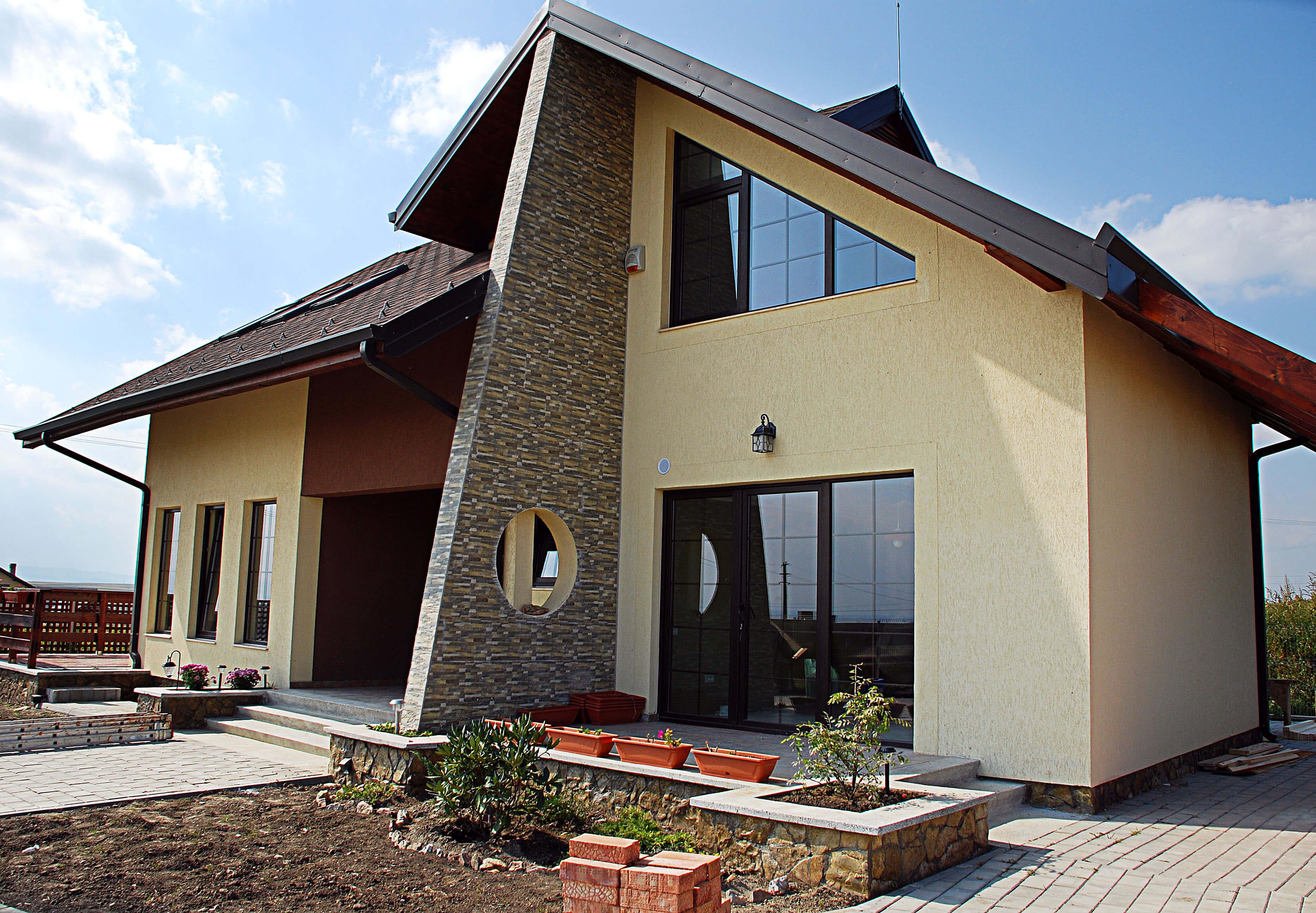 Каркасные дома под ключ в Минске и Беларуси