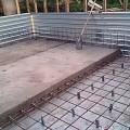 Плитный фундамент, строительство под ключ