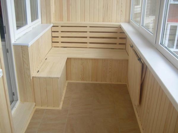 Элитный ремонт лоджий и балконов в Минске