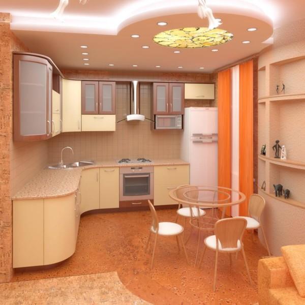 Вип ремонт кухни, цена за работу в Минске