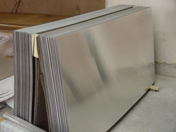 Листовая оцинкованная сталь стоимость работ за квадратный метр