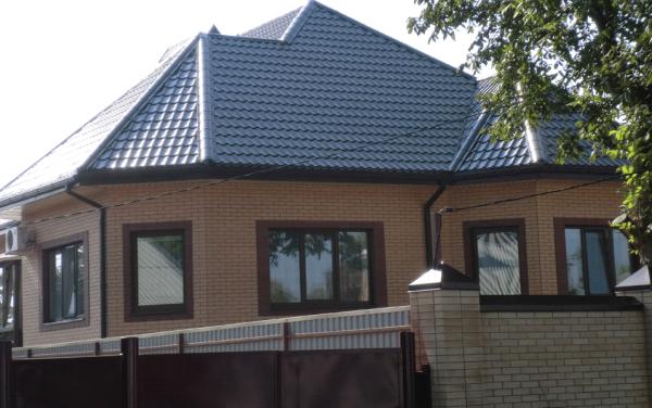 Многощипцовая крыша под ключ ремонт цена в Минске