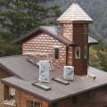Медные крыши цена строительства