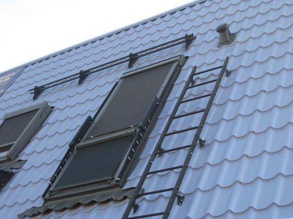 Монтаж алюминиевой крыши под ключ в Минске